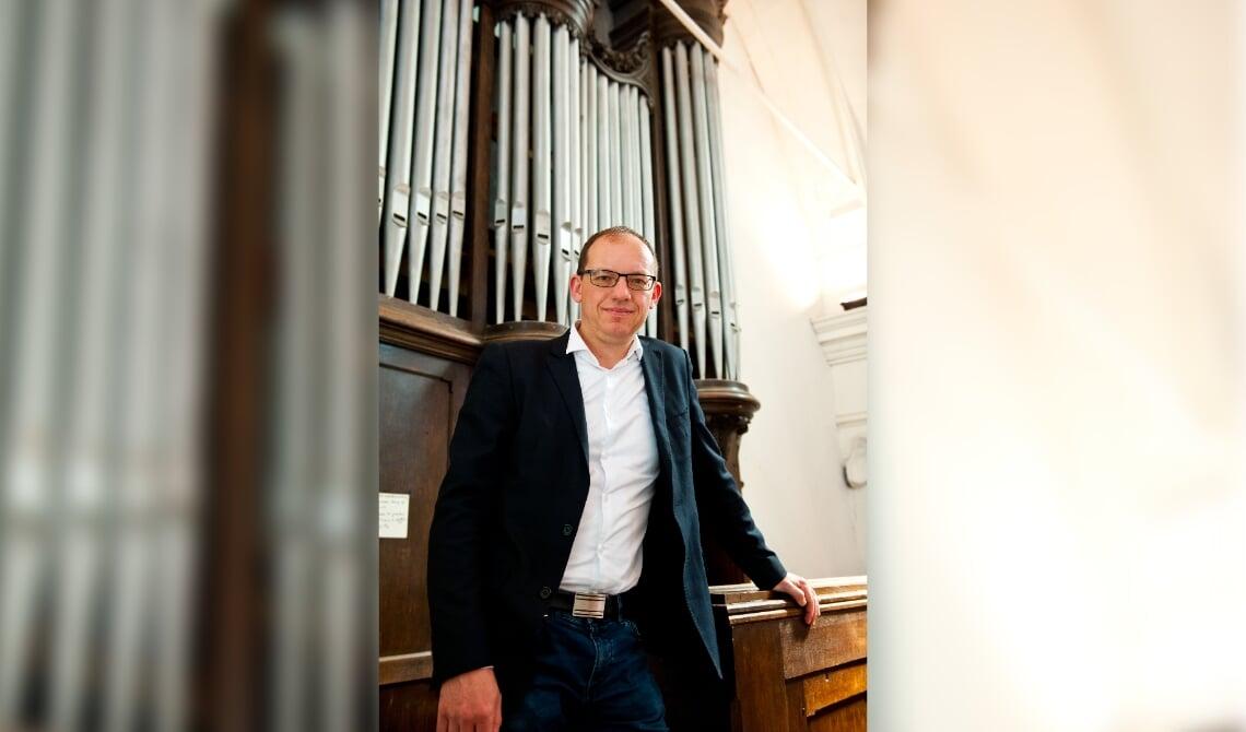<p>Peter van de Velde. (Foto: Stichting Kerkconcerten Boxtel)</p>