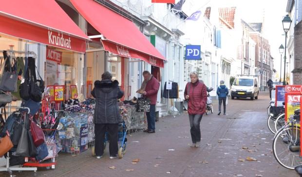 De plannen worden genoemd in een plan om de binnenstad levendiger te maken.   © Eendrachtbode