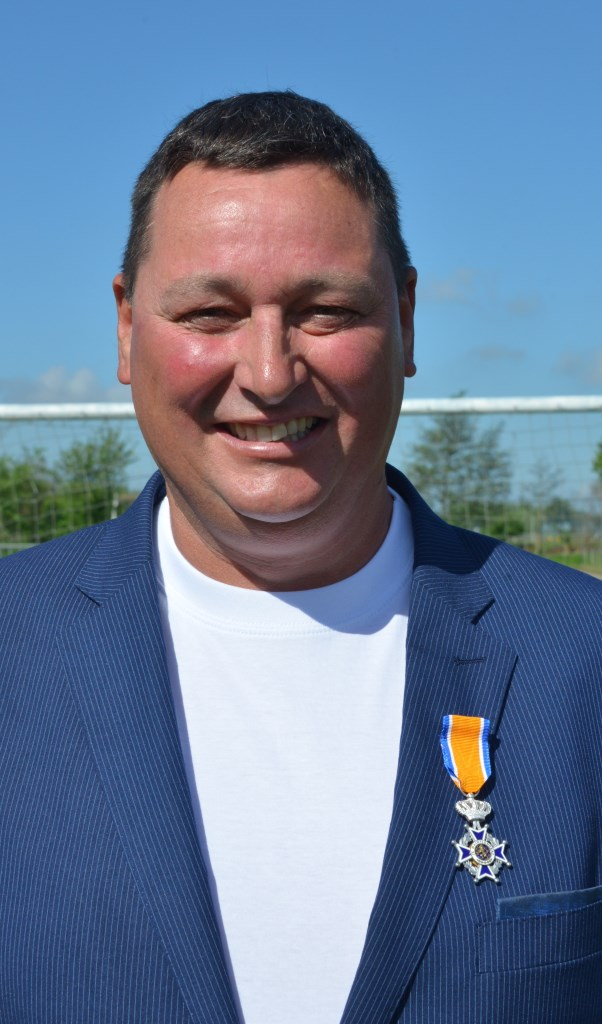 Tim van Mierlo.