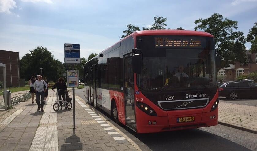 <p>Vanaf zondag stoppen de streekbussen niet meer aan het Zuideinde.</p>