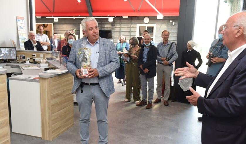 <p>Jaap de Kok krijgt begin juni bij de opening van het museumseizoen in De Meestoof een presentje van het bestuur.&nbsp;</p>