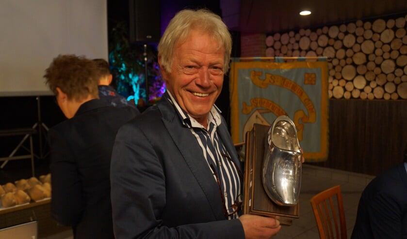 Winnaar van de Zilveren Klomp, Paul Nijhuis   | Fotonummer: c5f547
