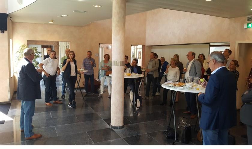 De bijeenkomst vond plaats in Sint-Oedenrode.   | Fotonummer: a0b052