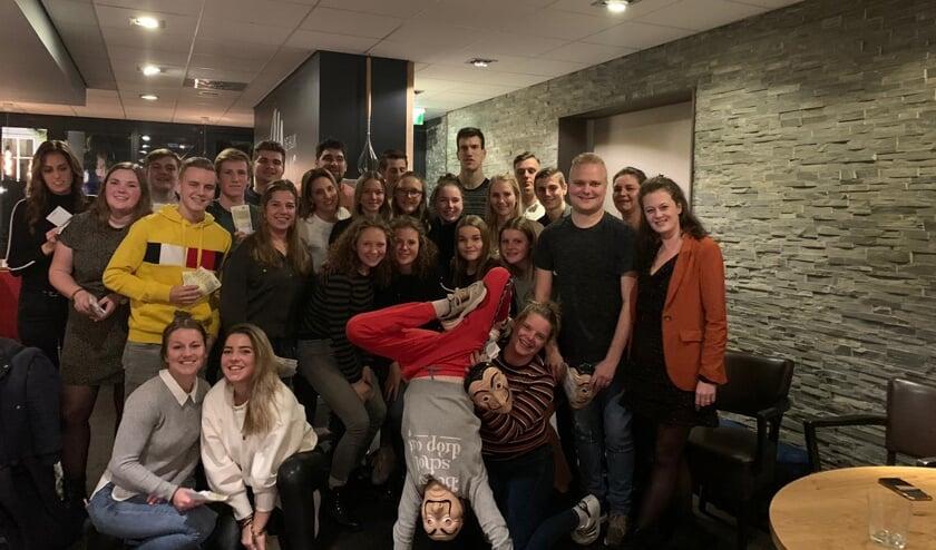 Het team van restaurant De Beleving.     Fotonummer: a9201f