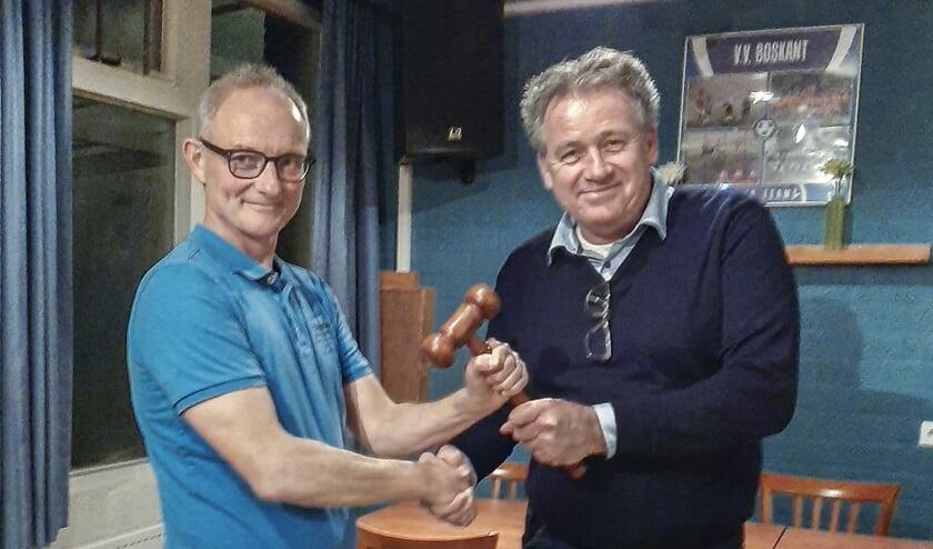 Huub van der Zanden (l) en Ronald ter Haak.   | Fotonummer: b6e8bc