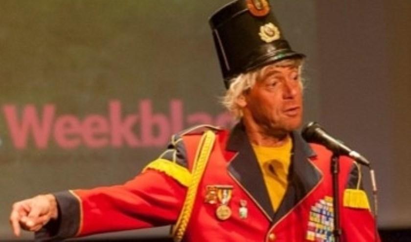 Wichard zal in Rooi zijn act als dictator laten zien.   | Fotonummer: 9d21be