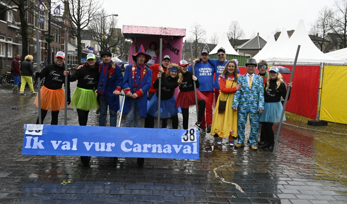 Optocht Rooi 2019