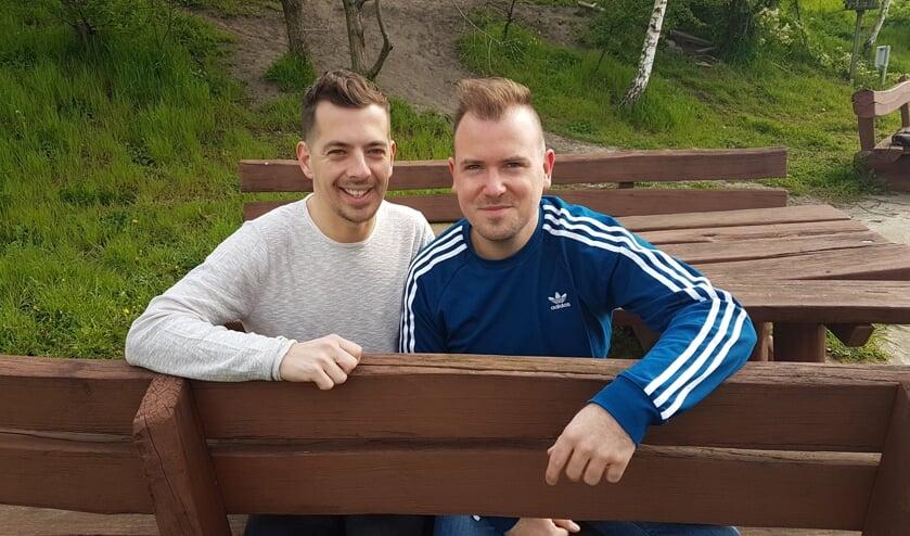 Pim van Dinten (31) en Joost Reijers (28)    | Fotonummer: 506d08
