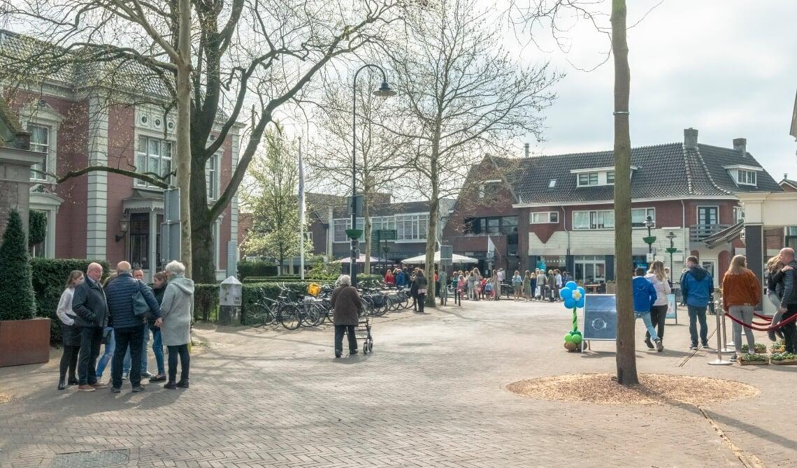 <p>Het centrum van Sint-Oedenrode.</p>