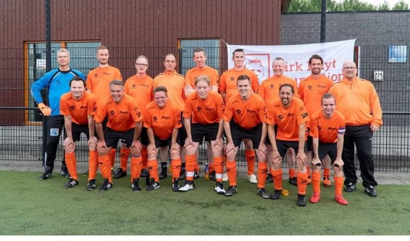 Het Nederlands team.   | Fotonummer: eb52e4