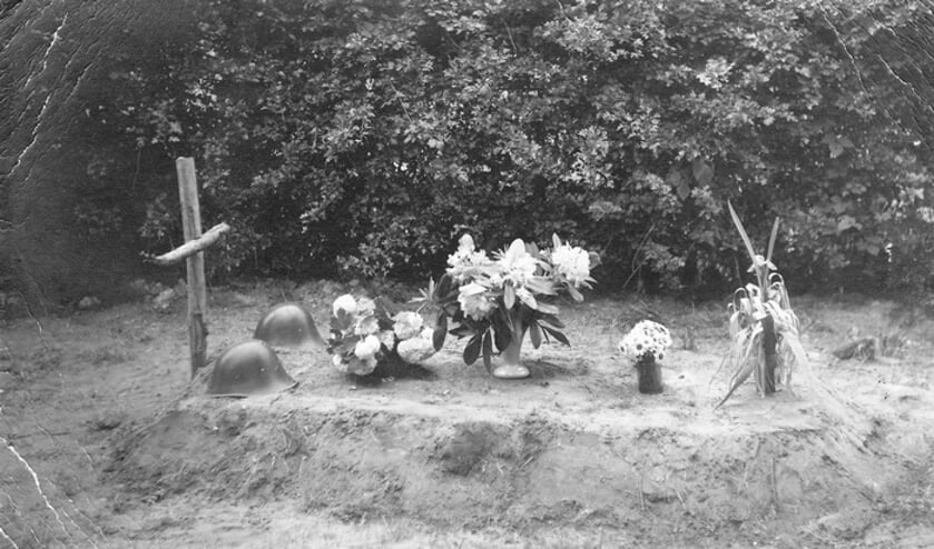 Piershil-monument Janus Doolaard Sint-Oedenrode.   | Fotonummer: c2197d