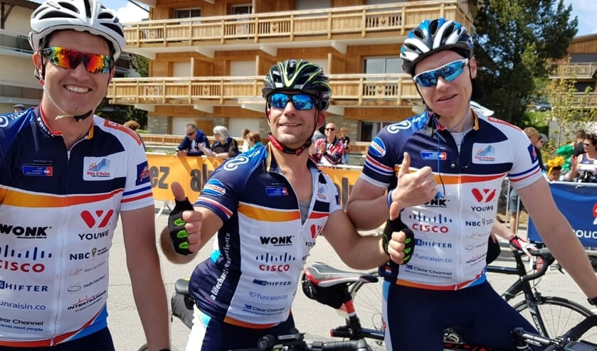Een sterk team Rooienaren.   | Fotonummer: 6dd3f9
