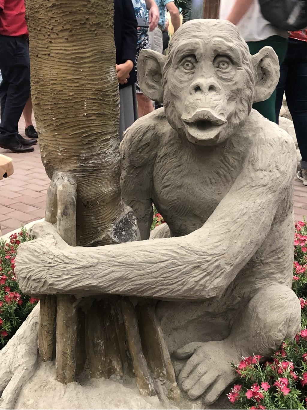 Genieten van de zandsculpturen in Garderen. Foto: Riky Foolen  © MooiRooi