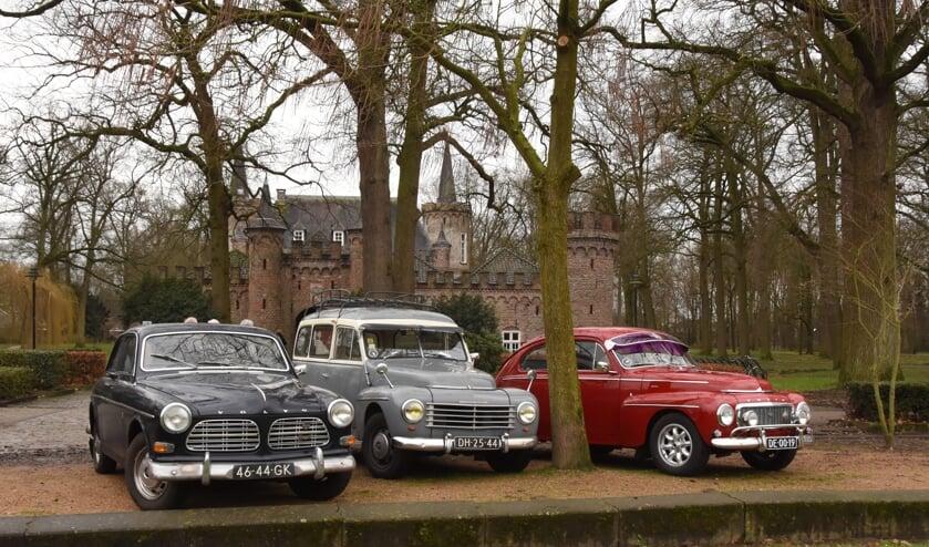 Zondagmiddag was de nieuwjaarsreceptie vn de Volvo Klassieker Vereniging Nederland in Henkeshage     Fotonummer: 675107