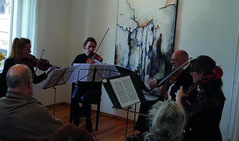 Het Gioia kwartet   | Fotonummer: 44225d