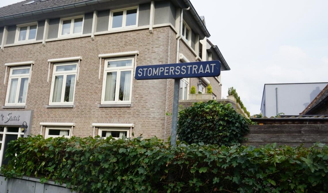 <p>Stompersstraat.</p>