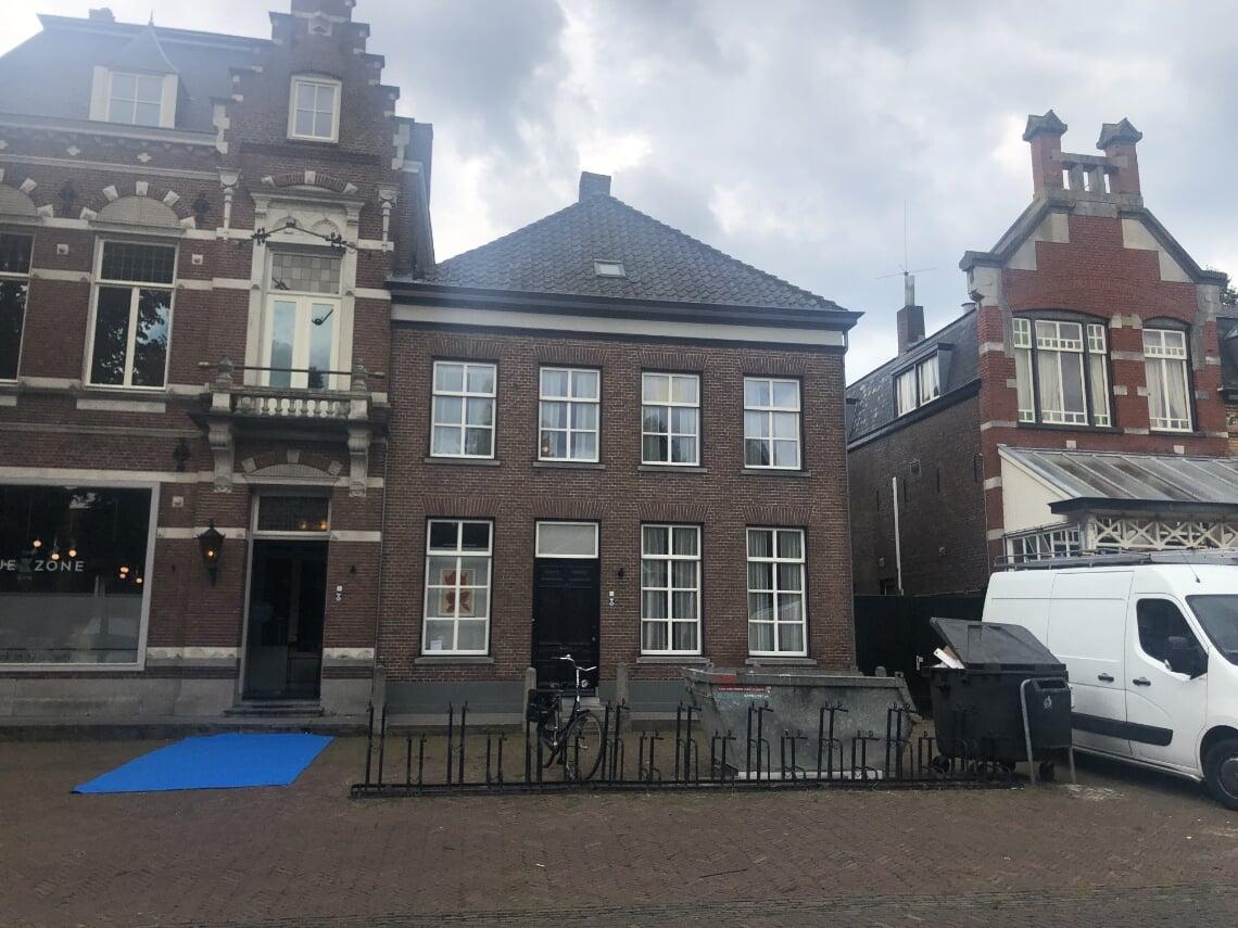Markt 11 tussen Oud Rooij & The Blue Zone Gym