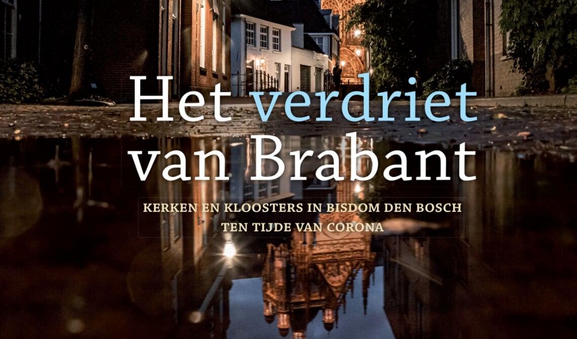 <p>De kaft van Het verdriet van Brabant</p>