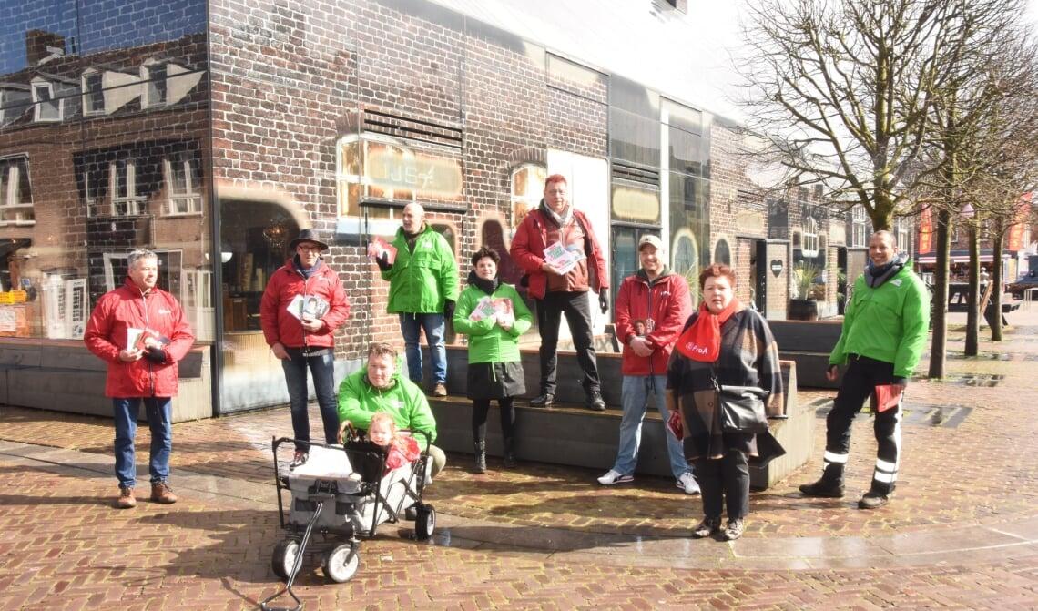 De afdelingen van Groen Links en de PvdA van Meierijstad gaan samen.