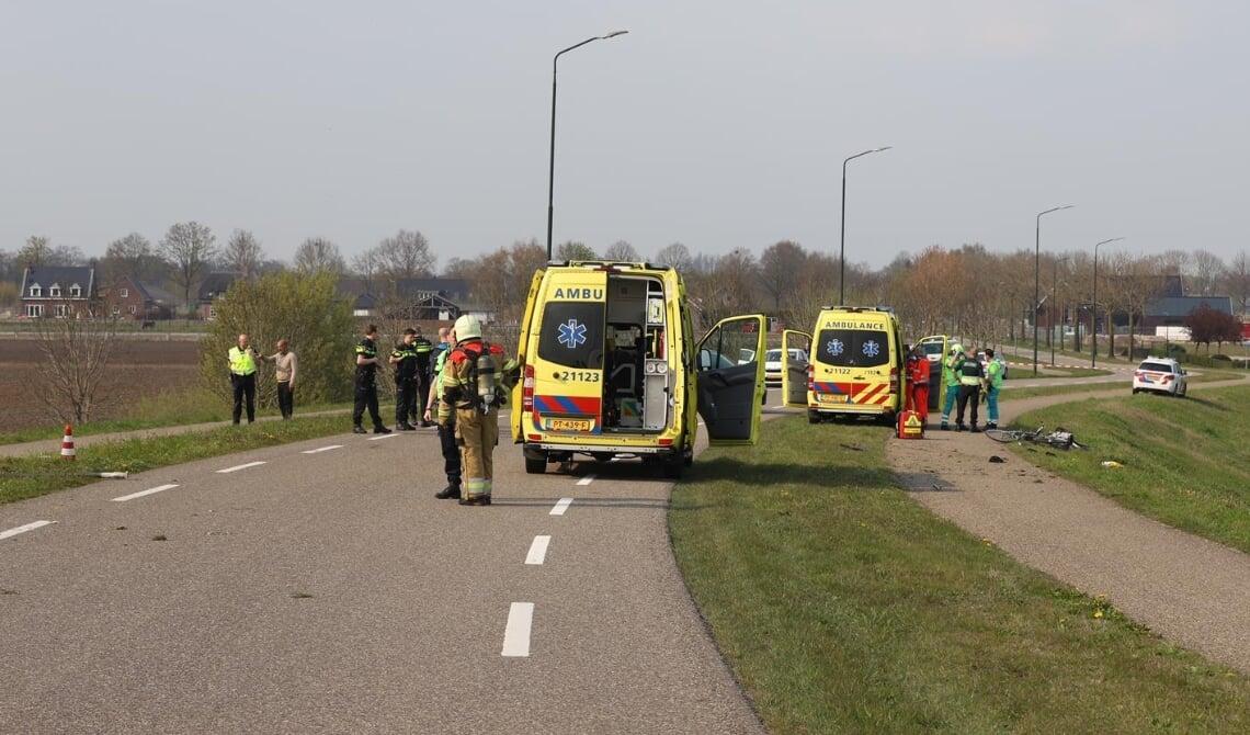 <p>Ongeval Vostenbosscheweg Veghel</p>