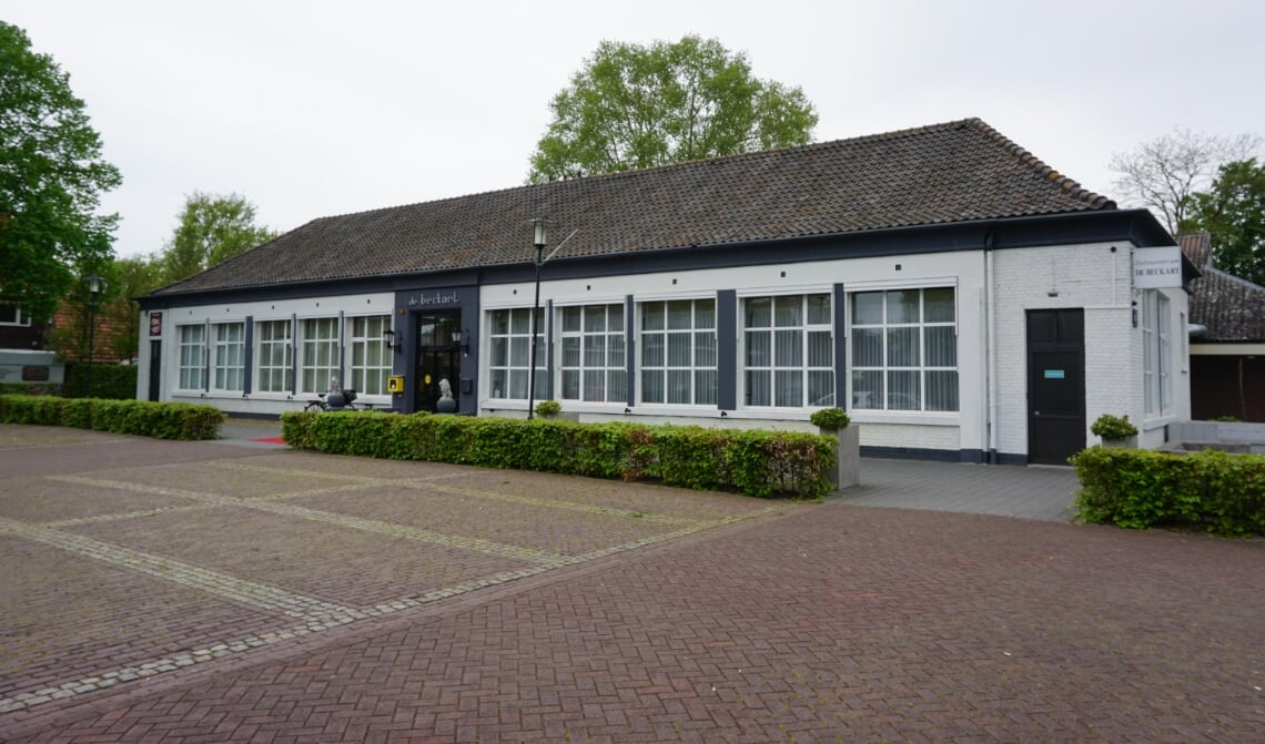 <p>Zalencentrum de Beckart</p>