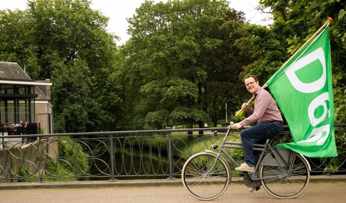<p>Gertjan Hobert is de lijsttrekker voor D66 Meierijstad</p>