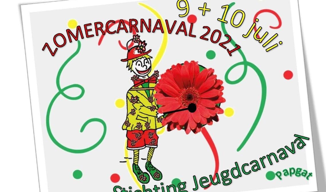 <p>Het logo van Zomercarnaval.</p>