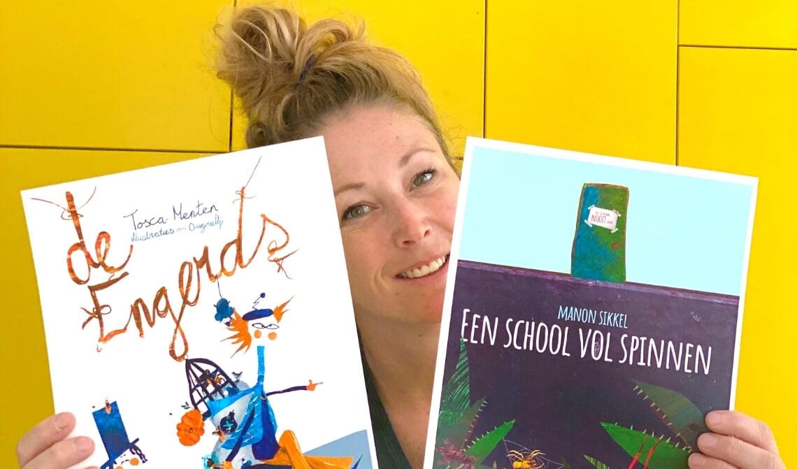 <p>Neeltje Vervoort is erg trots op de opdracht.</p>