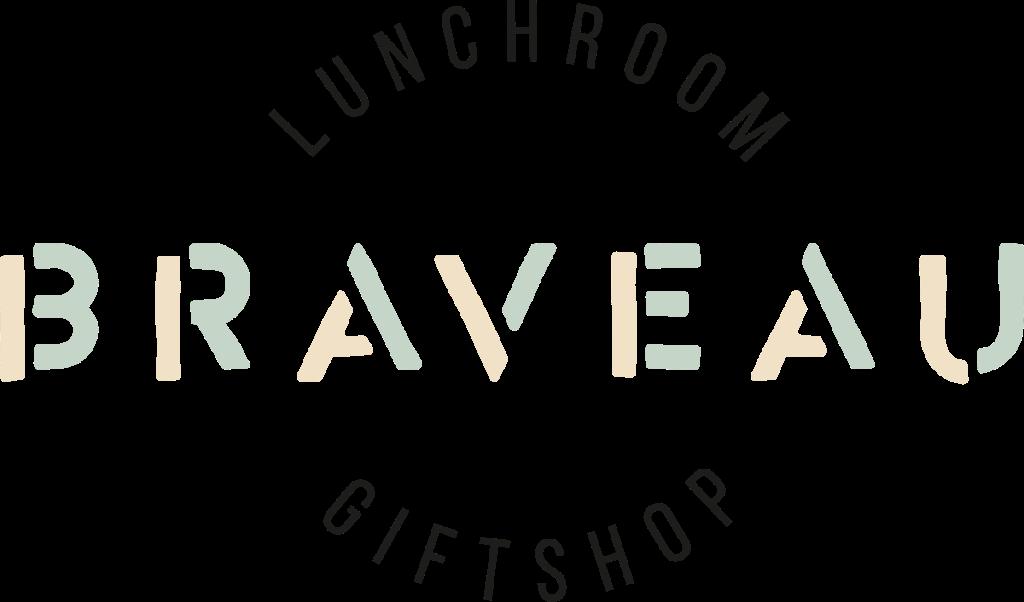Het nieuwe logo van Braveau Foto:  © MooiRooi