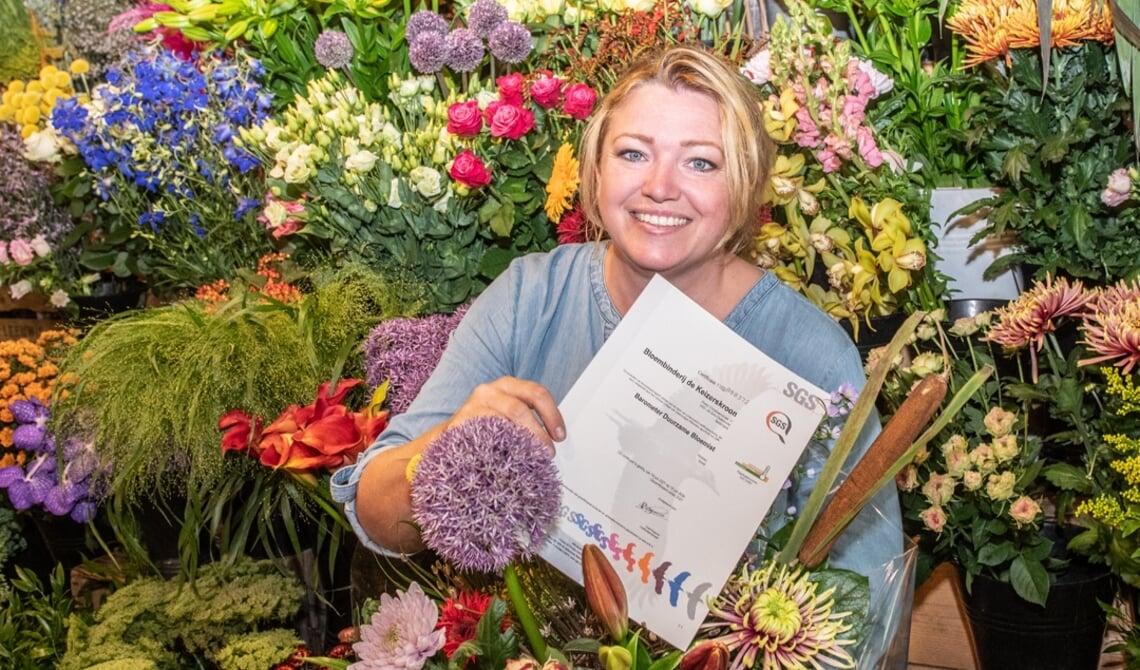 <p>Silvie van der Schoot is trots!</p>