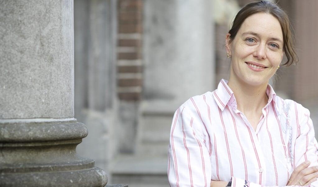 Myriam Klinker-De Klerck is universitair docent Nieuwe Testament.   (beeld Dick Vos)