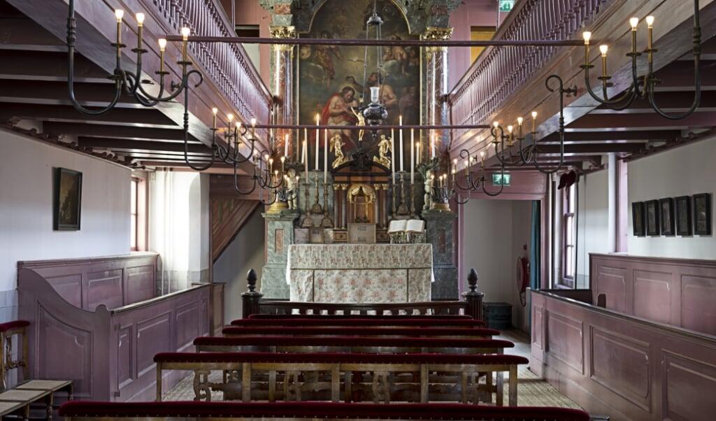 Ons' Lieve Heer op Solder krijgt geen subsidie van het Amsterdams Fonds voor de Kunst.  (beeld Arjan Bronkhorst)