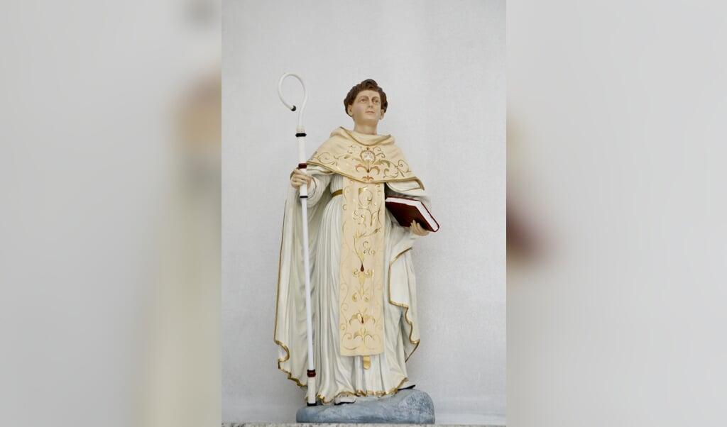 Altaarstuk Bernardus van Clairvaux.  (beeld istock)
