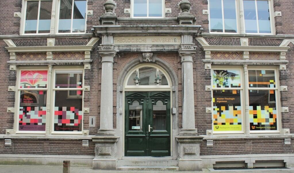 De Theologische Universiteit van Kampen.  (beeld rechtenvrij)