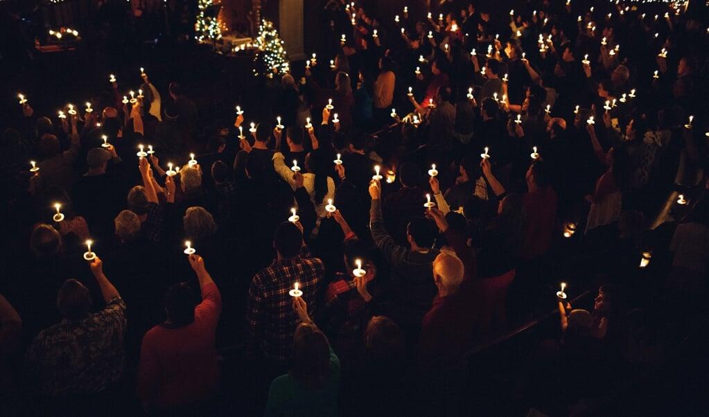 Advent betekent dat God een nieuw begin maakt en vrijgevig is.  (beeld Getty Images)