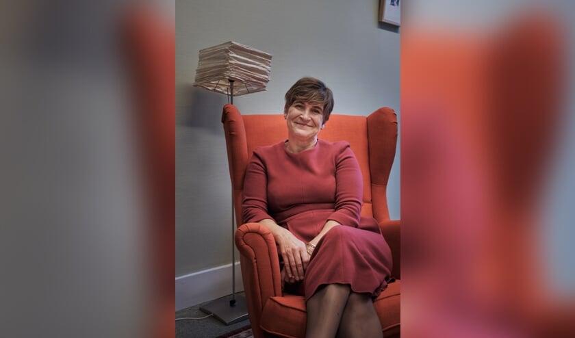 Lilianne Ploumen  (beeld Sjoerd Mouissie)