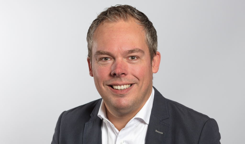 Gerard Beverdam  (beeld Dick Vos)