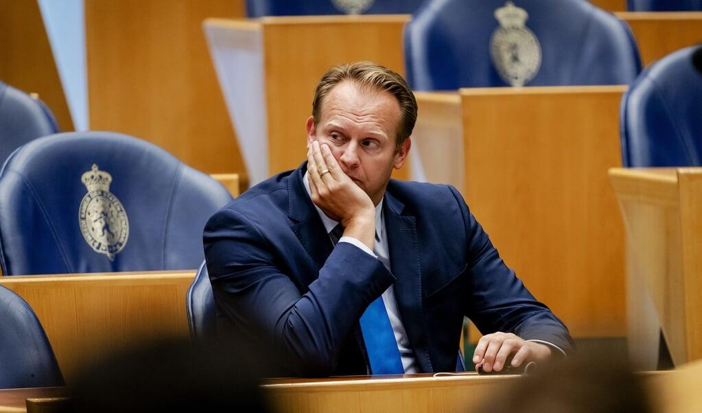 Pieter Heerma (CDA)  (beeld anp / Robin van Lonkhuijsen)