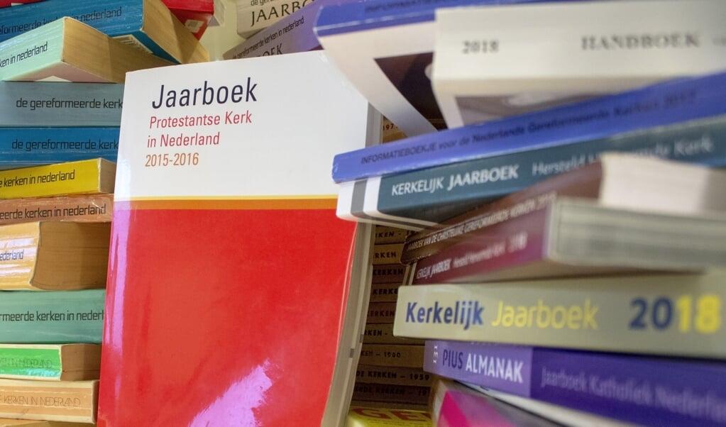 Misschien is nu wel het laatste informatieboekje uitgebracht van de Nederlands Gereformeerde Kerken, schrijft Jan Marius Louwerse in zijn overzicht.  (beeld nd)