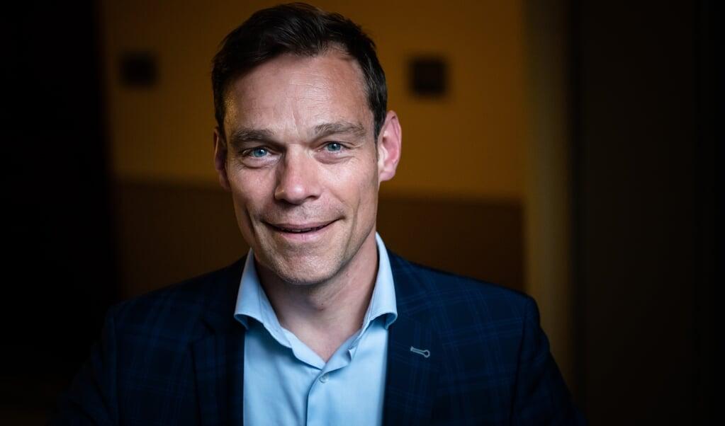 CDA-Kamerlid Martijn van Helvert.  (beeld anp / Bart Maat)