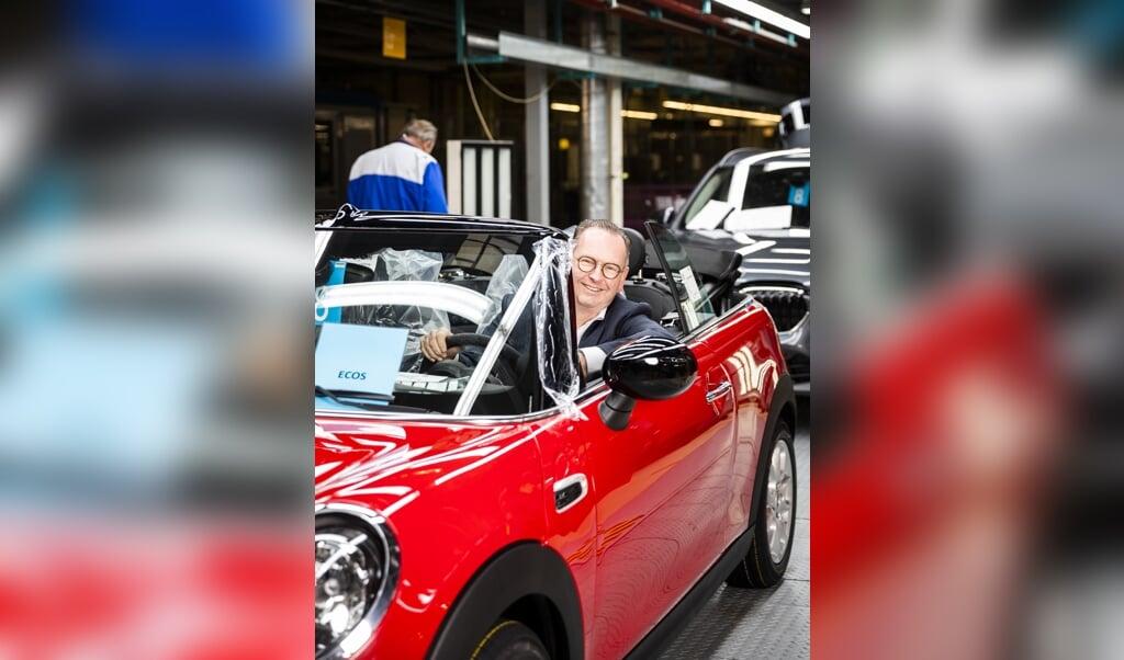 VDL Nedcar-topman Paul van Vuuren: 'Voor onafhankelijke autobouwers als wij is de toekomst goed, maar de komende jaren wordt het nog even spannend.'   (beeld Jiri Büller)