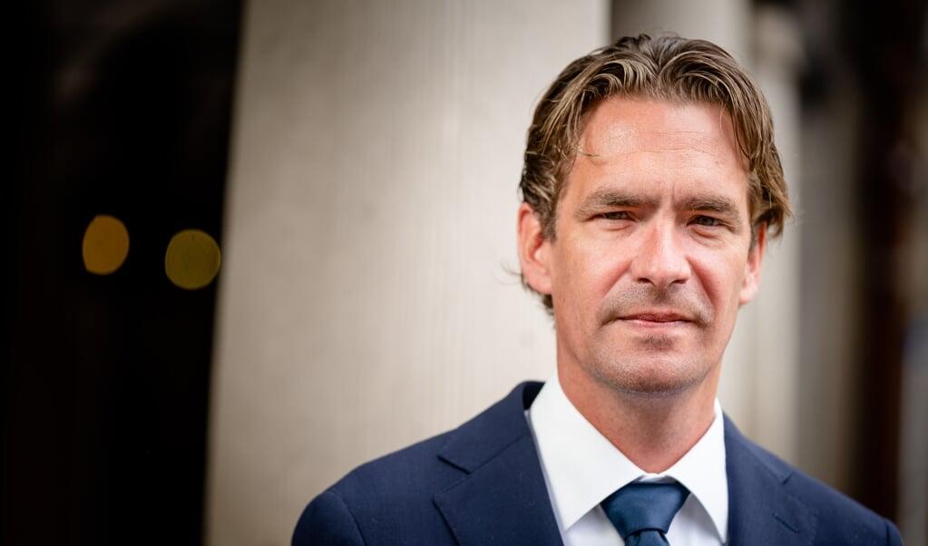 Bas van 't Wout  (beeld anp / Bart Maat)