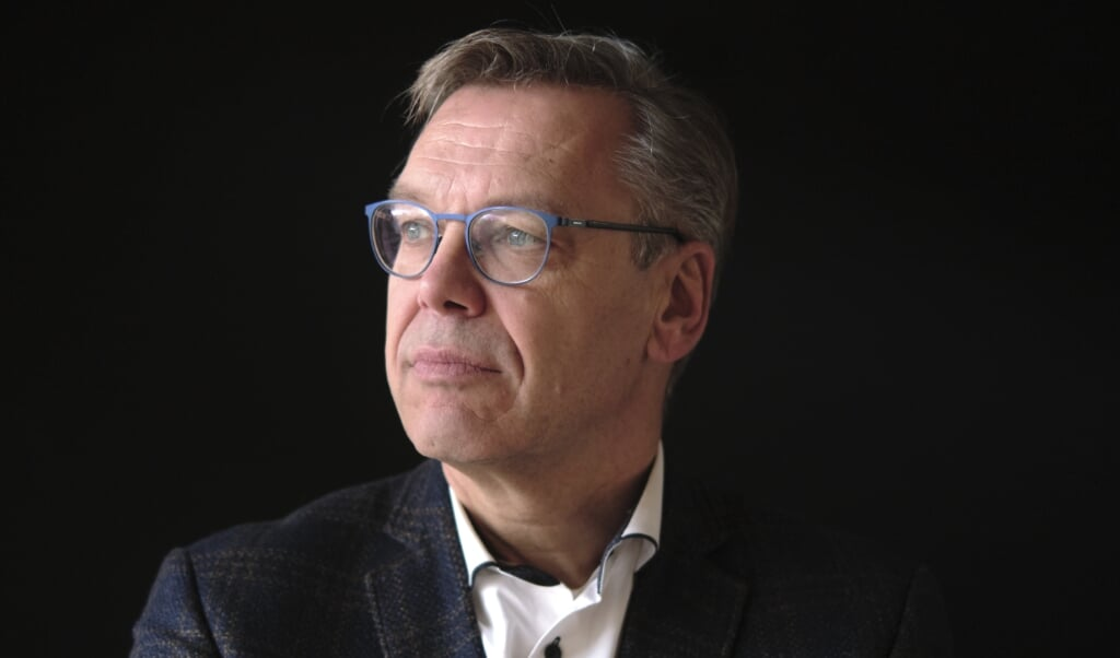 Bernhard Reitsma  (beeld Dick Vos)