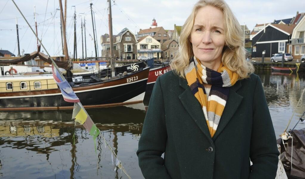 Onder de vijf boeken die meedingen naar de Libris Geschiedenis Prijs 2020 is het Zuiderzeeboek van Eva Vriend.  (beeld Dick Vos)