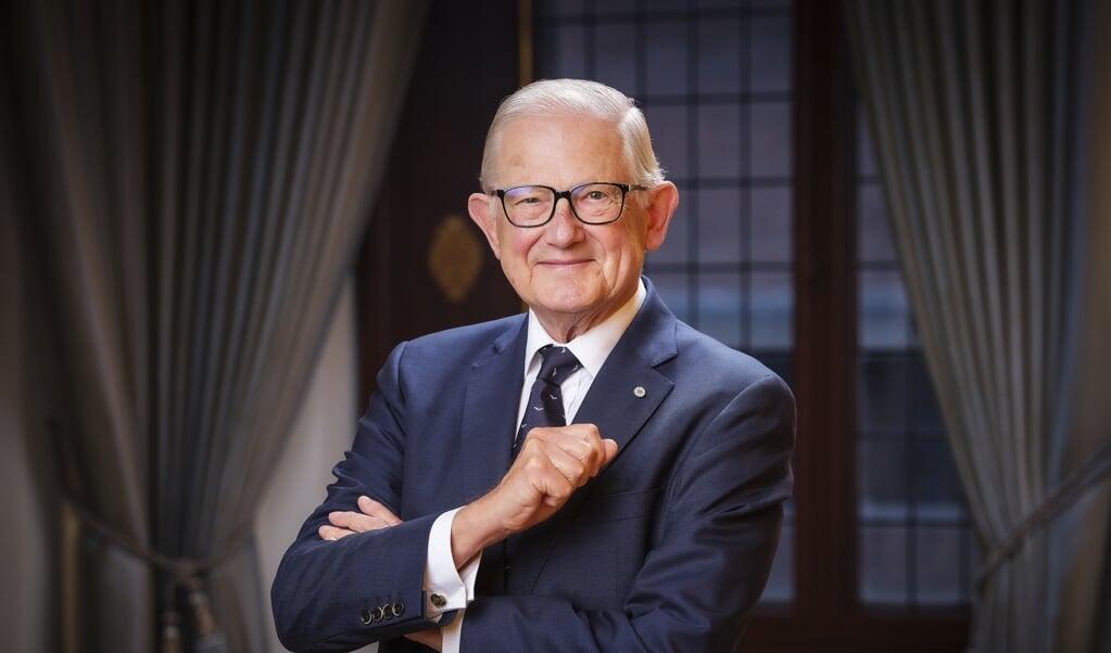 Prof. Mr. Pieter van Vollenhoven  (beeld © RVD - Martijn Beekman)