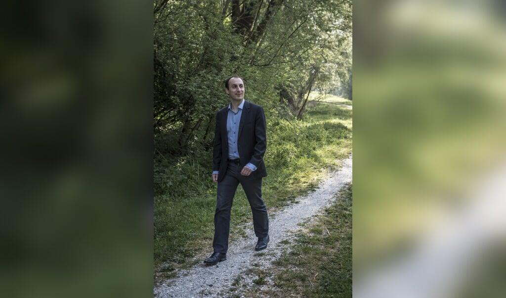 Joël Boertjens: 'Mannen denken dat ze royaal zijn naar vrouwen, maar juist dat is pijnlijk.'  (beeld Martin Waalboer)