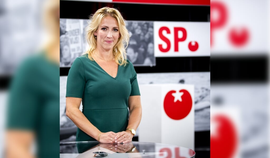 Lilian Marijnissen  (beeld anp / Remko de Waal)