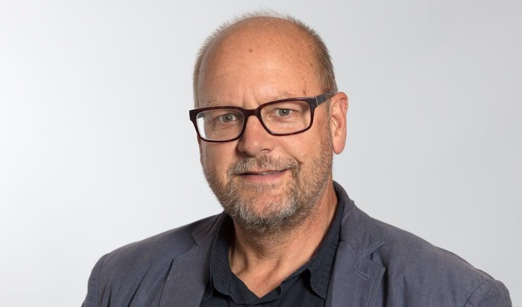 Jan van Benthem  (beeld Dick Vos)