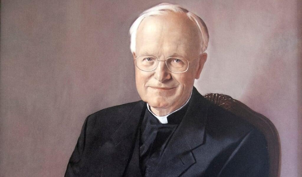 Prof. dr. Haye van der Meer s.j.  (beeld Bisdom Roermond)