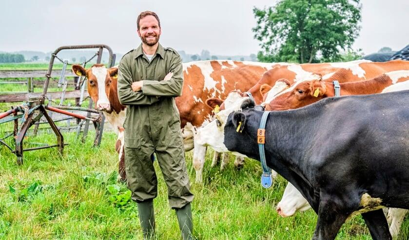 Nog maar vier procent van de boeren zou CDA stemmen: 'CDA wordt afgeschilderd als een partij die boeren haat'